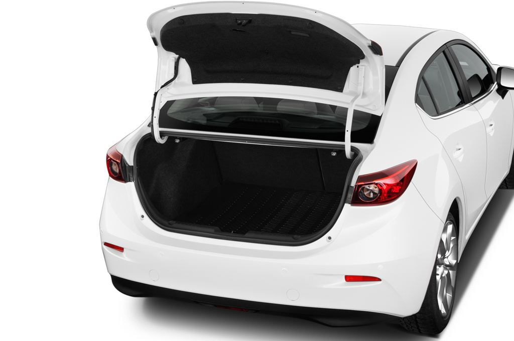 Mazda 3 Sports-Line Kompaktklasse (2013 - heute) 4 Türen Kofferraum