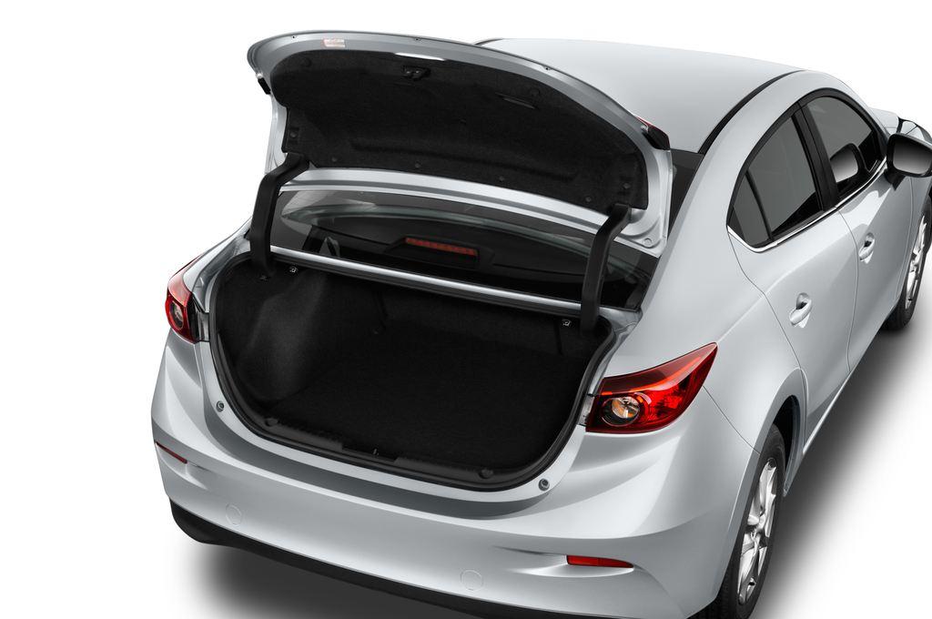 Mazda 3 Center-Line Kompaktklasse (2013 - heute) 4 Türen Kofferraum