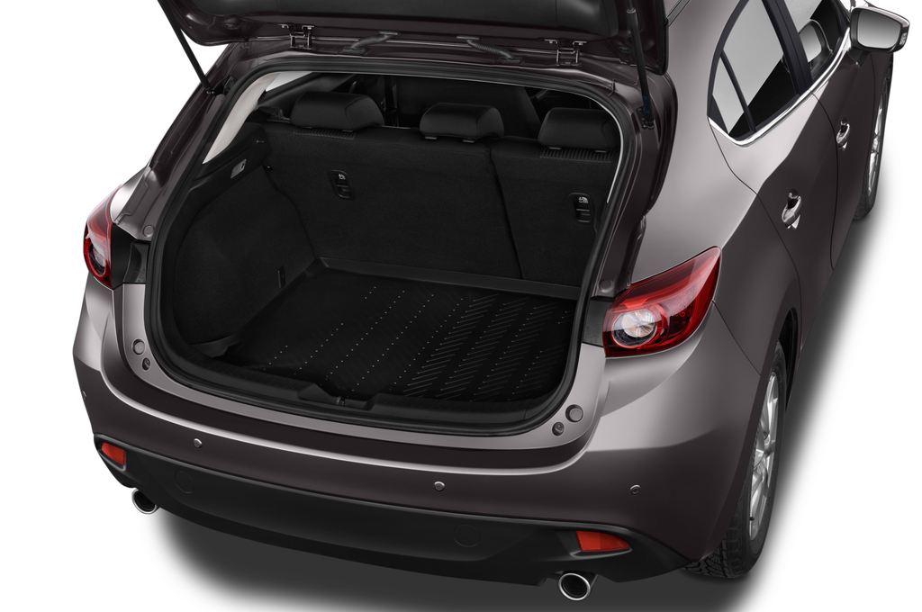Mazda 3 Center-Line Kompaktklasse (2013 - heute) 5 Türen Kofferraum