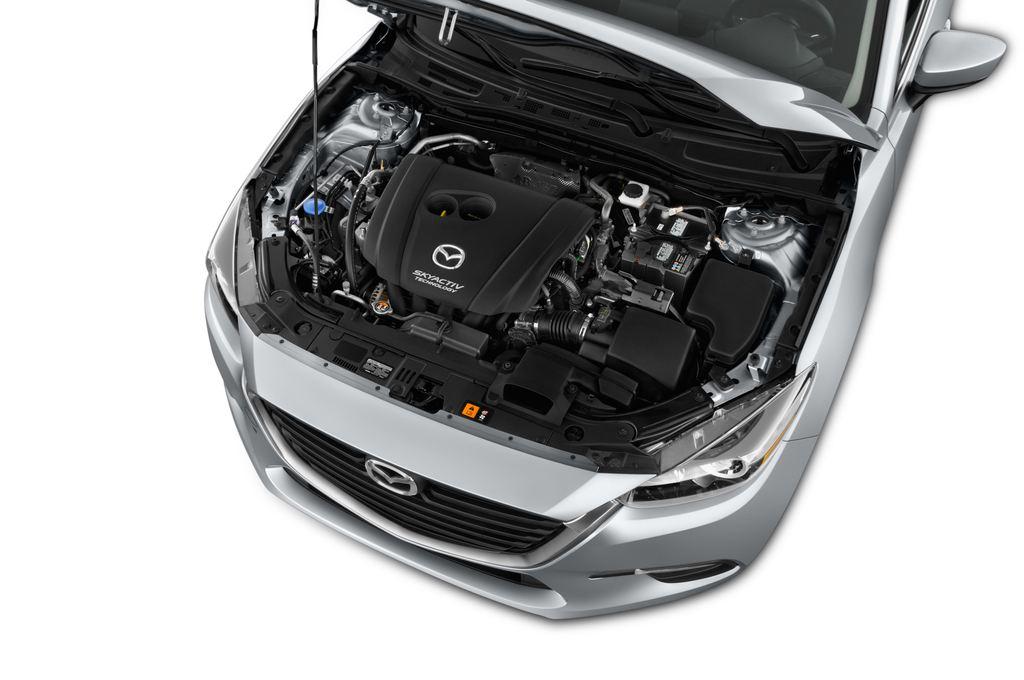 Mazda 3 Center-Line Kompaktklasse (2013 - heute) 4 Türen Motor