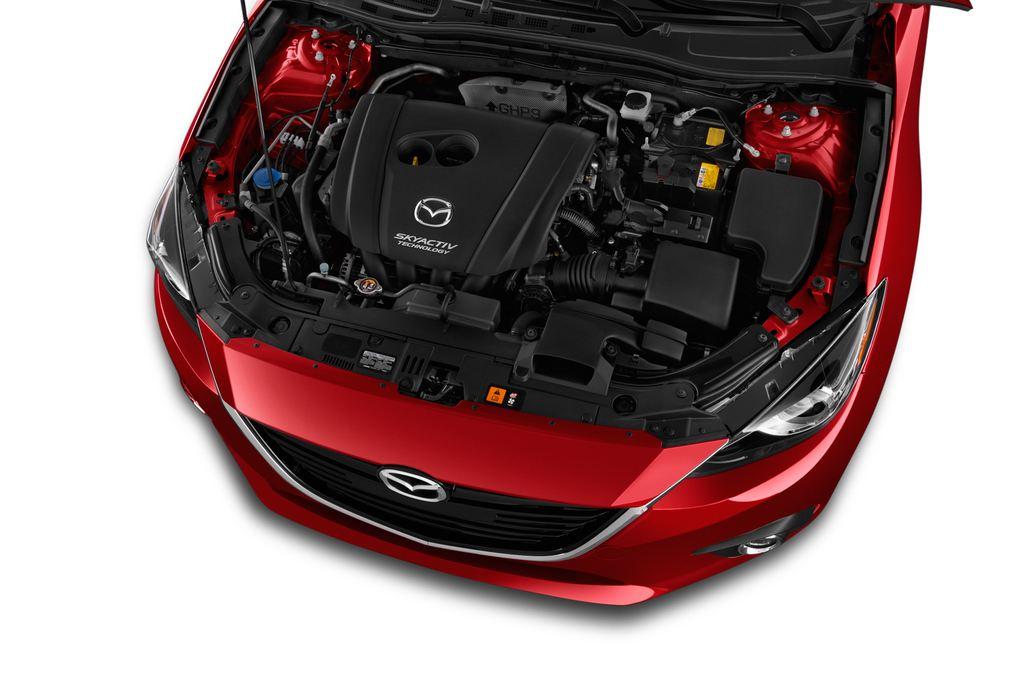 Mazda 3 Sports-Line Kompaktklasse (2013 - heute) 5 Türen Motor