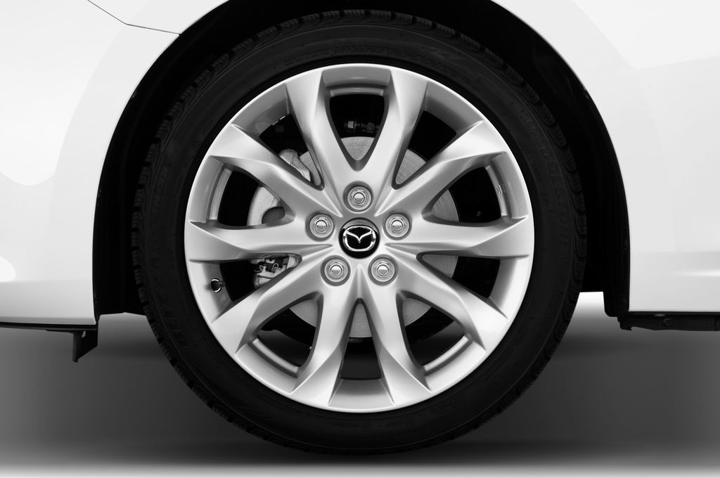 Mazda 3 Sports-Line Kompaktklasse (2013 - heute) 4 Türen Reifen und Felge