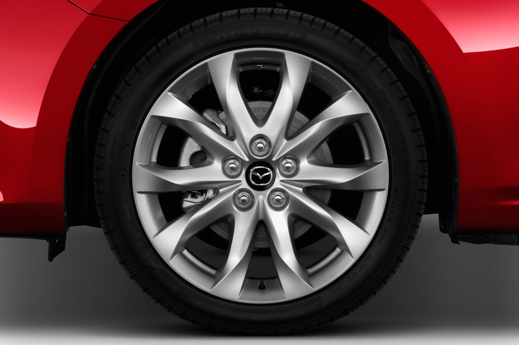 Mazda 3 Sports-Line Kompaktklasse (2013 - heute) 5 Türen Reifen und Felge