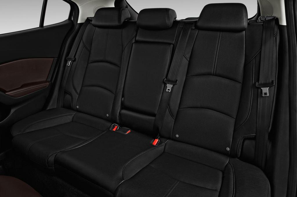 Mazda 3 Sports-Line Kompaktklasse (2013 - heute) 5 Türen Rücksitze