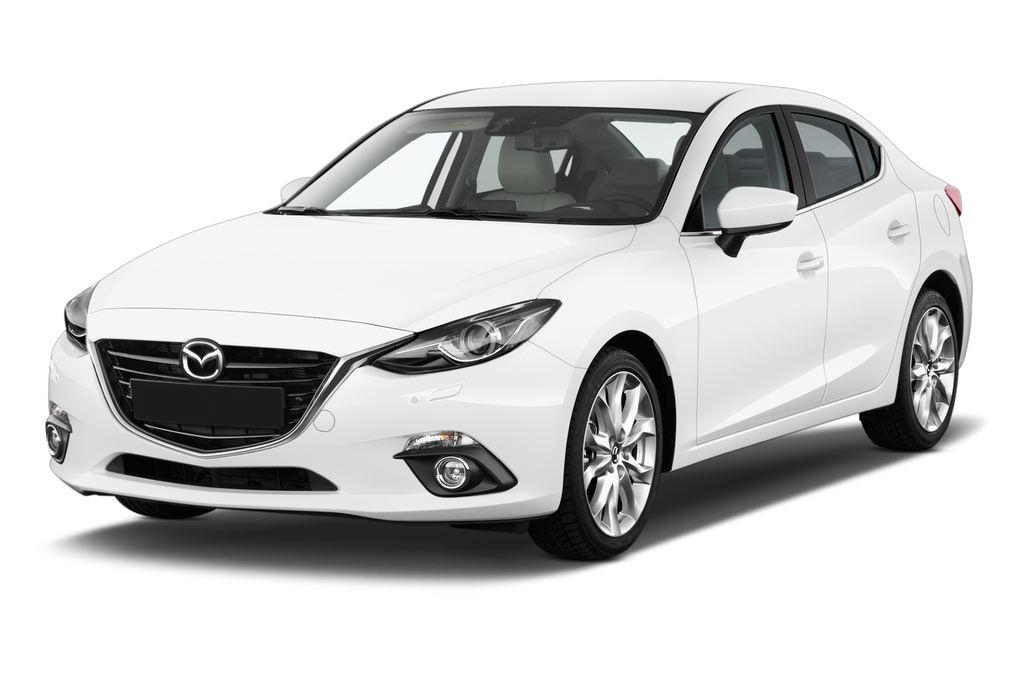 Mazda 3 Sports-Line Kompaktklasse (2013 - heute) 4 Türen seitlich vorne