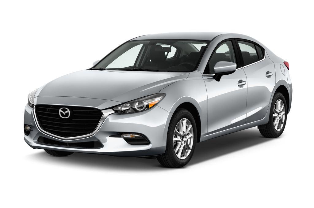 Mazda 3 Center-Line Kompaktklasse (2013 - heute) 4 Türen seitlich vorne