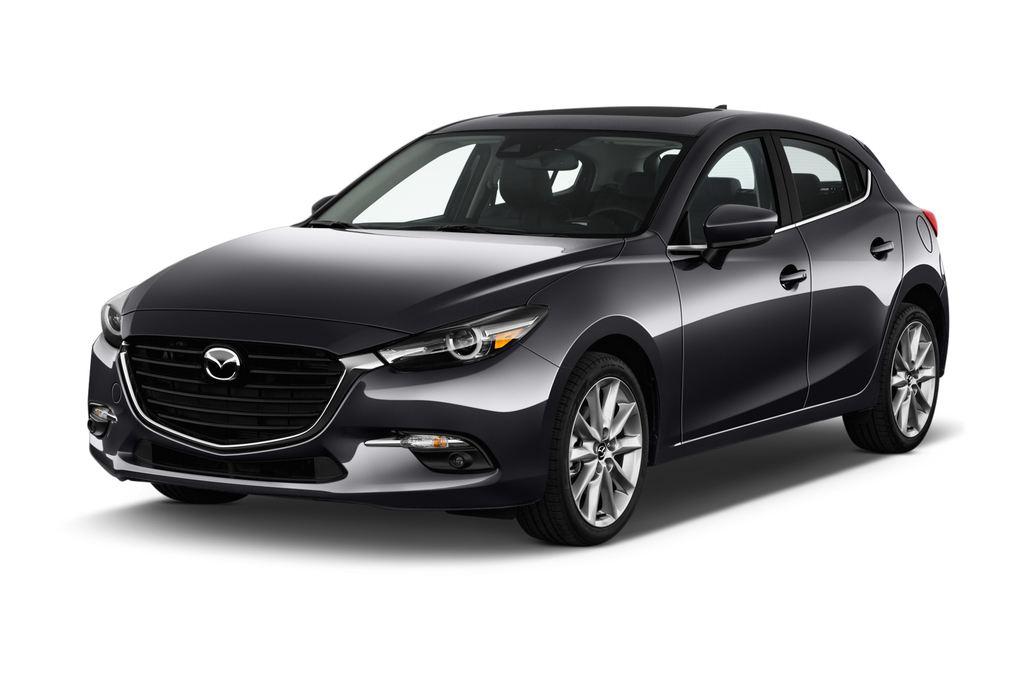 Mazda 3 Sports-Line Kompaktklasse (2013 - heute) 5 Türen seitlich vorne