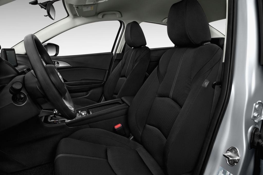 Mazda 3 Center-Line Kompaktklasse (2013 - heute) 4 Türen Vordersitze
