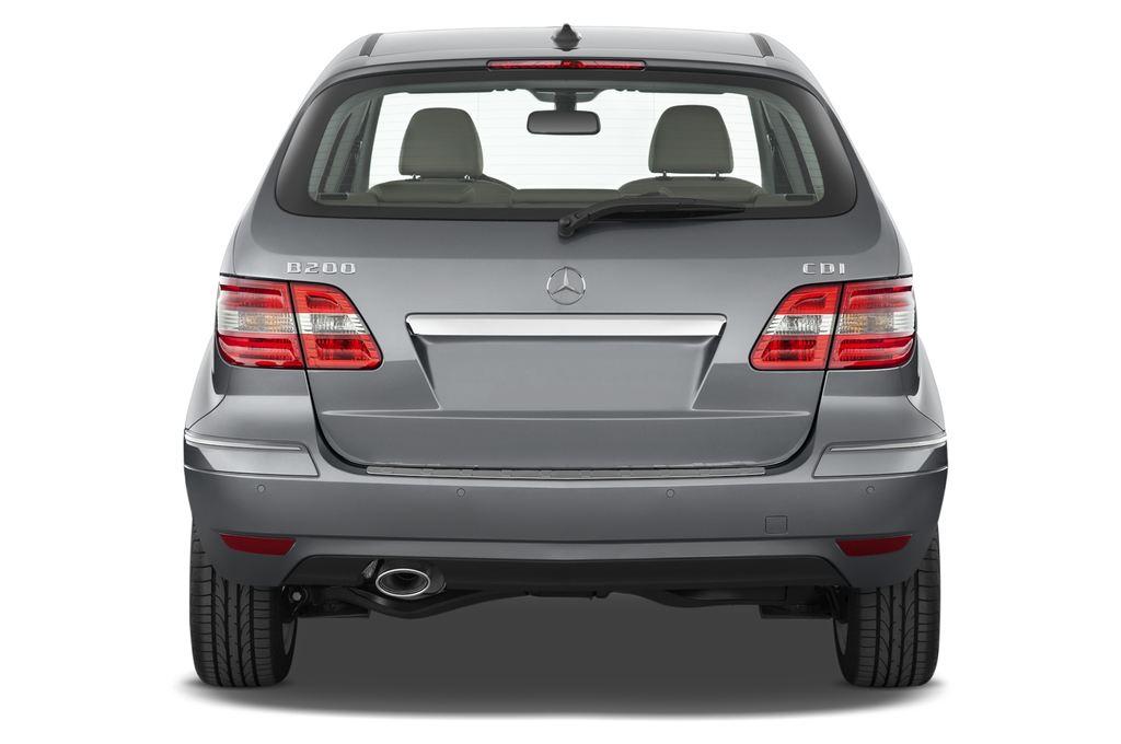Mercedes-Benz B-Klasse - Van (2005 - 2011) 5 Türen Heckansicht