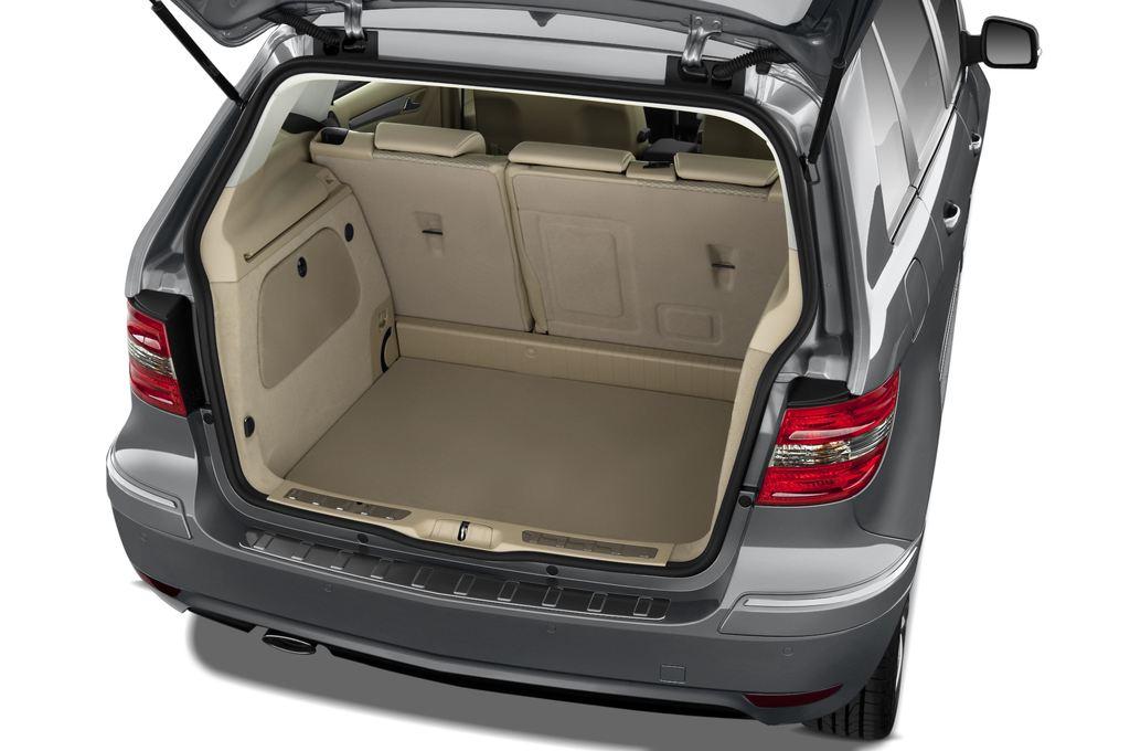 Mercedes-Benz B-Klasse - Van (2005 - 2011) 5 Türen Kofferraum