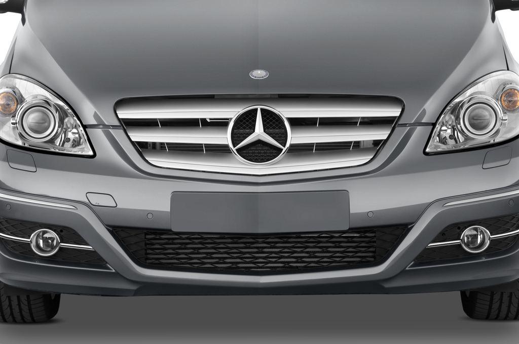 Mercedes-Benz B-Klasse - Van (2005 - 2011) 5 Türen Kühlergrill und Scheinwerfer