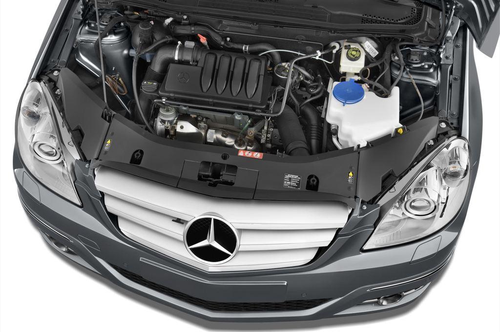 Mercedes-Benz B-Klasse - Van (2005 - 2011) 5 Türen Motor