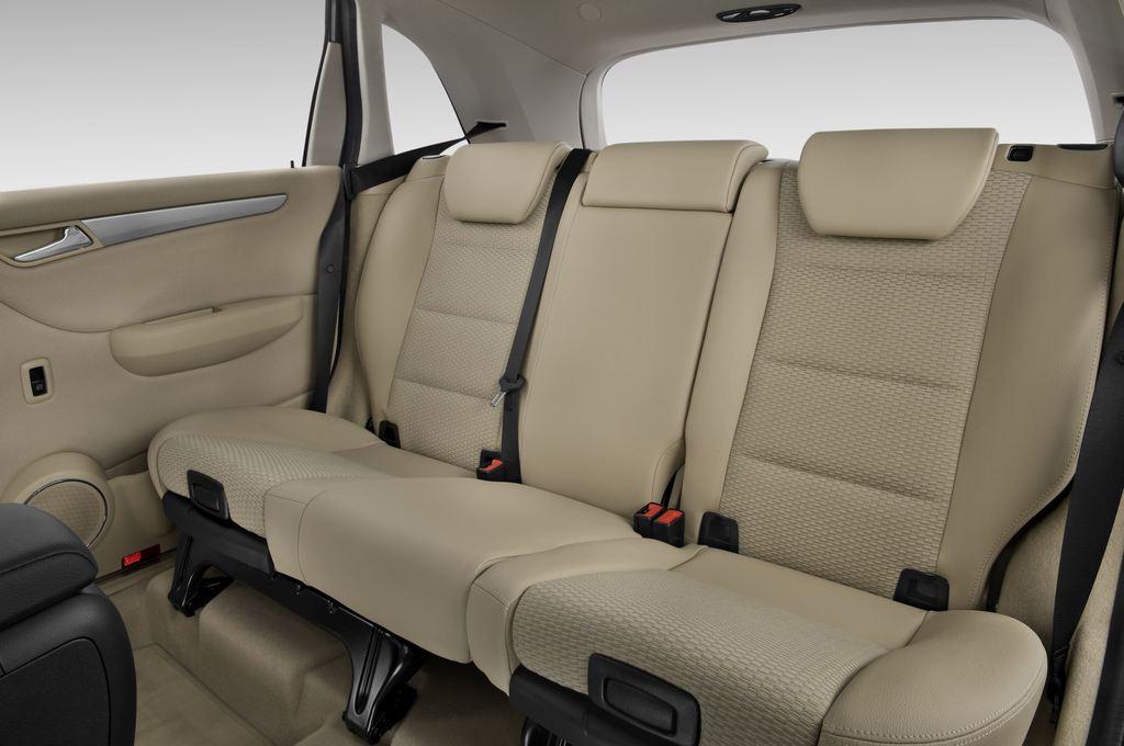 Mercedes-Benz B-Klasse - Van (2005 - 2011) 5 Türen Rücksitze