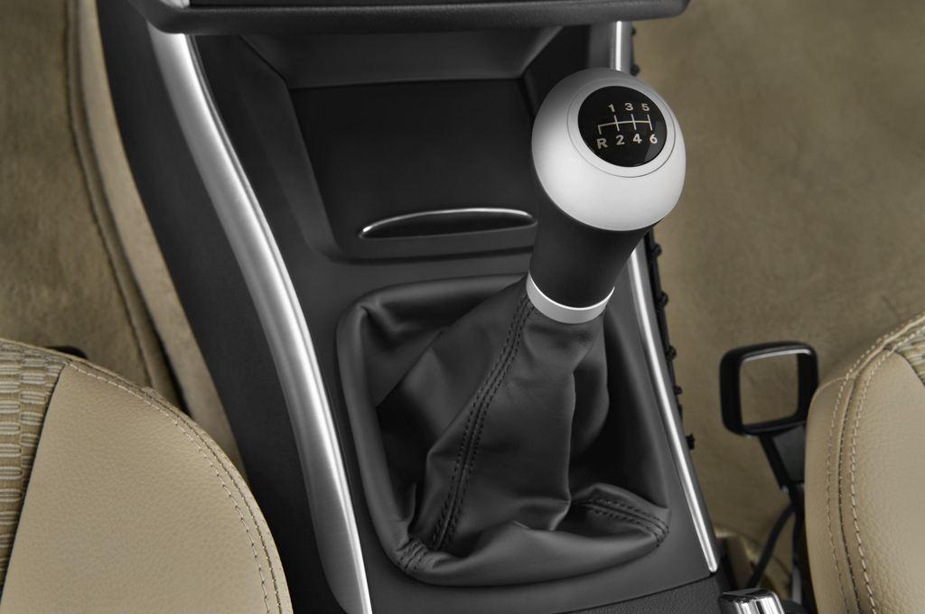 Mercedes-Benz B-Klasse - Van (2005 - 2011) 5 Türen Schalthebel