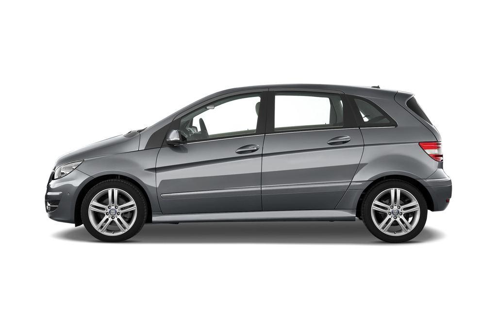 Mercedes-Benz B-Klasse - Van (2005 - 2011) 5 Türen Seitenansicht