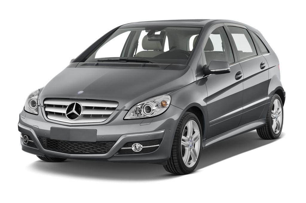 Mercedes-Benz B-Klasse - Van (2005 - 2011) 5 Türen seitlich vorne