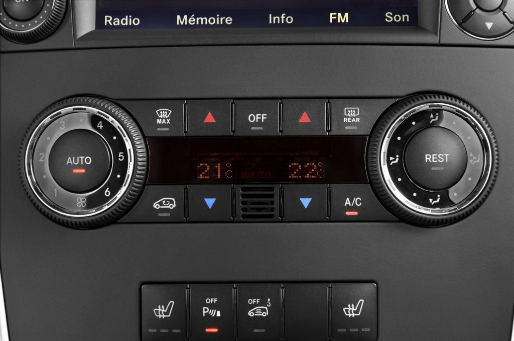 Mercedes-Benz B-Klasse - Van (2005 - 2011) 5 Türen Temperatur und Klimaanlage