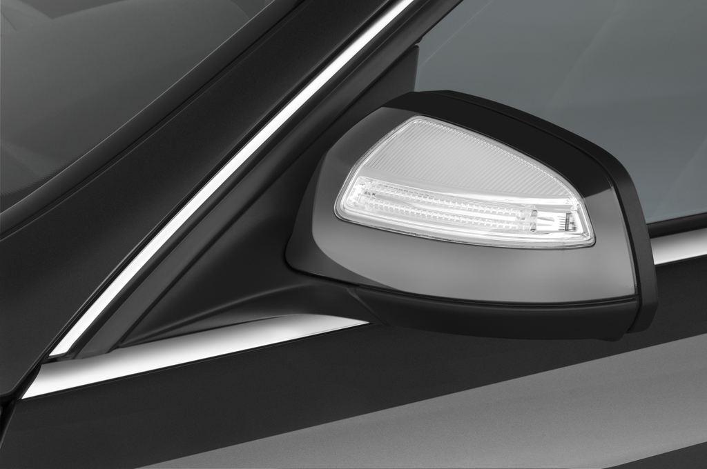 Mercedes-Benz C-Klasse AMG Limousine (2007 - 2013) 4 Türen Außenspiegel