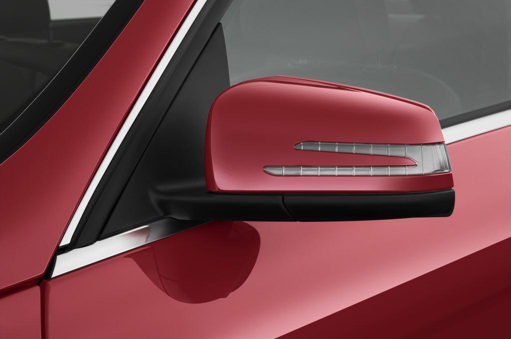 Mercedes-Benz C-Klasse Avantgarde Limousine (2007 - 2013) 4 Türen Außenspiegel