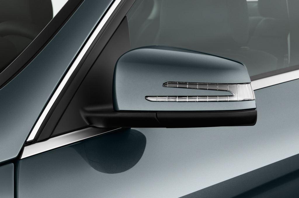 Mercedes-Benz C-Klasse Elegance Limousine (2007 - 2013) 4 Türen Außenspiegel