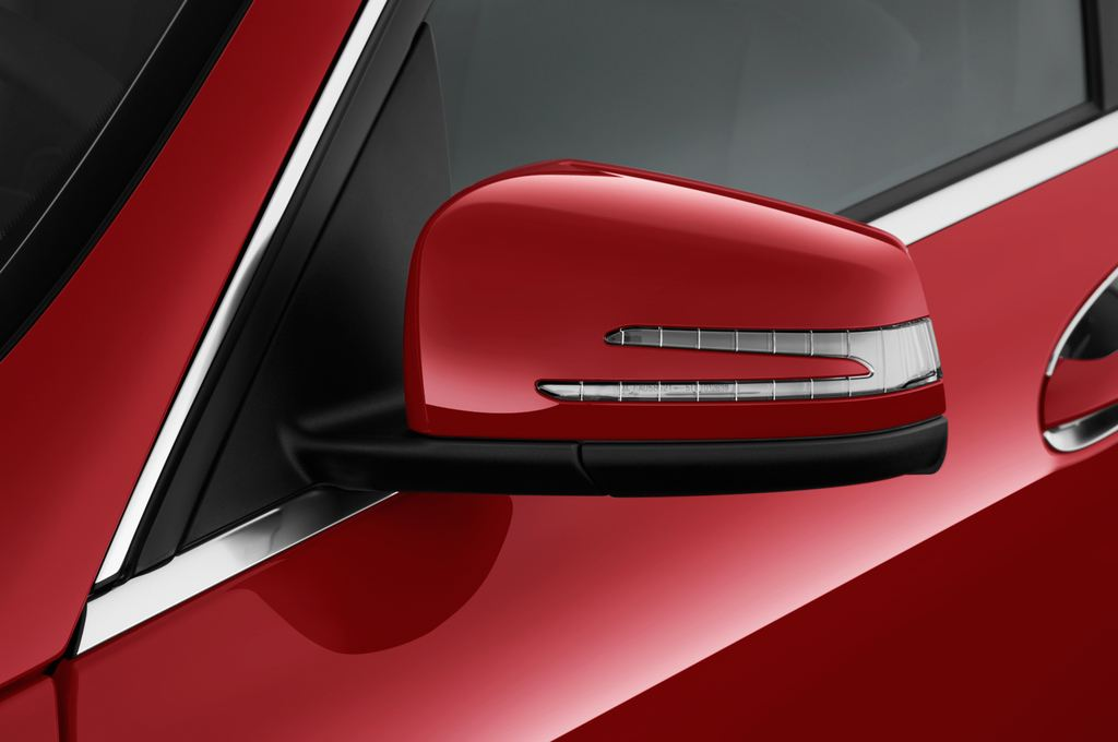 Mercedes-Benz C-Klasse Sport Limousine (2007 - 2013) 4 Türen Außenspiegel