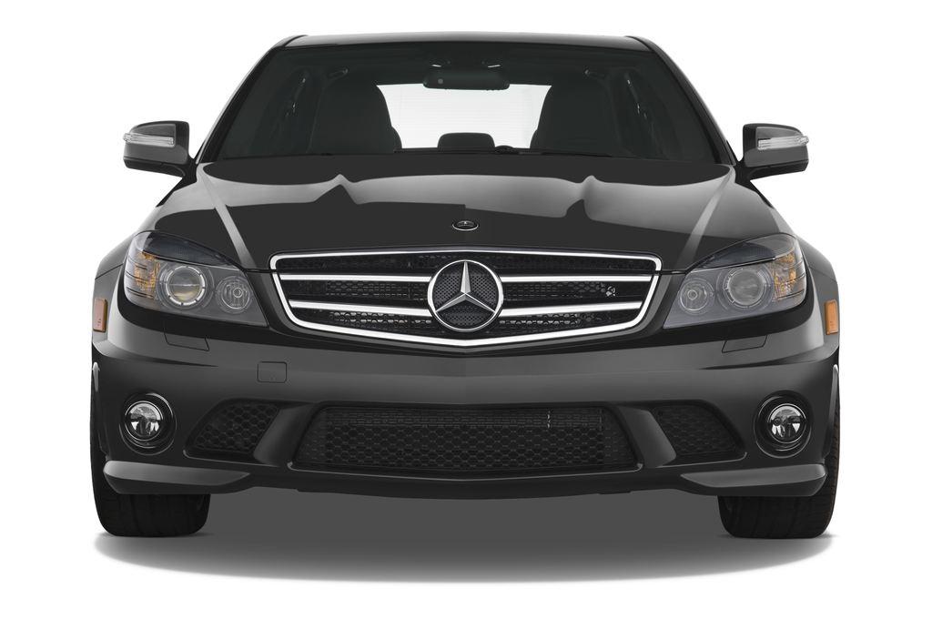 Mercedes-Benz C-Klasse AMG Limousine (2007 - 2013) 4 Türen Frontansicht