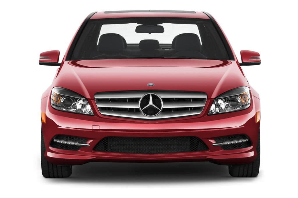 Mercedes-Benz C-Klasse Avantgarde Limousine (2007 - 2013) 4 Türen Frontansicht