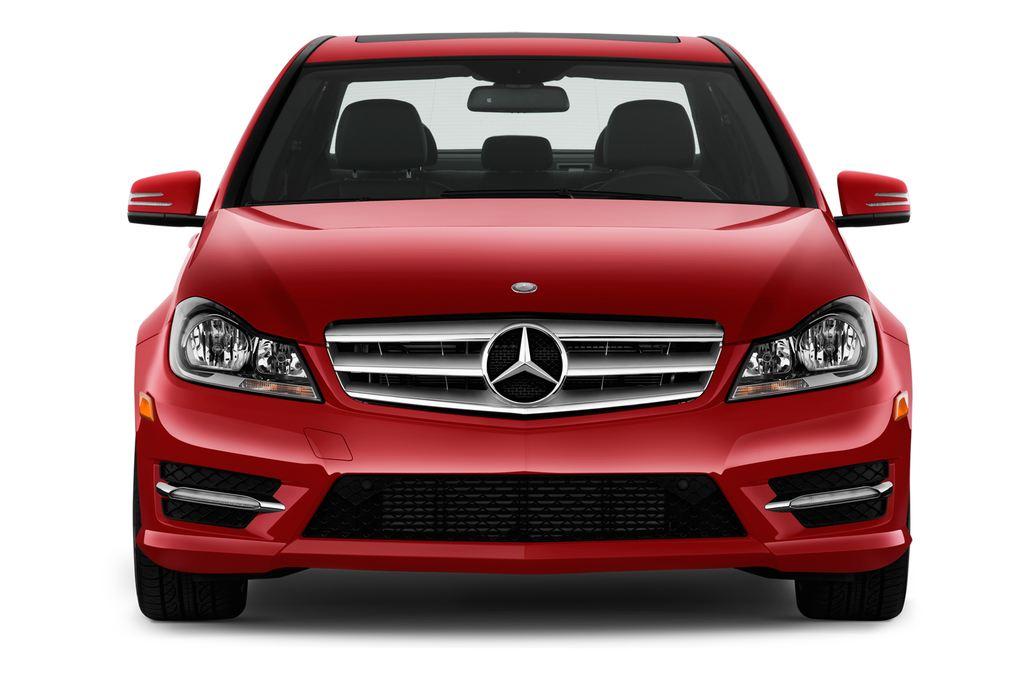Mercedes-Benz C-Klasse Sport Limousine (2007 - 2013) 4 Türen Frontansicht