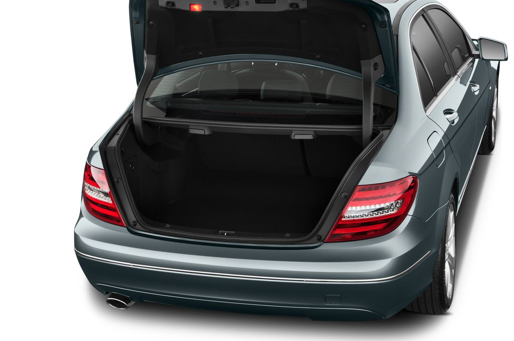 Mercedes-Benz C-Klasse Elegance Limousine (2007 - 2013) 4 Türen Kofferraum