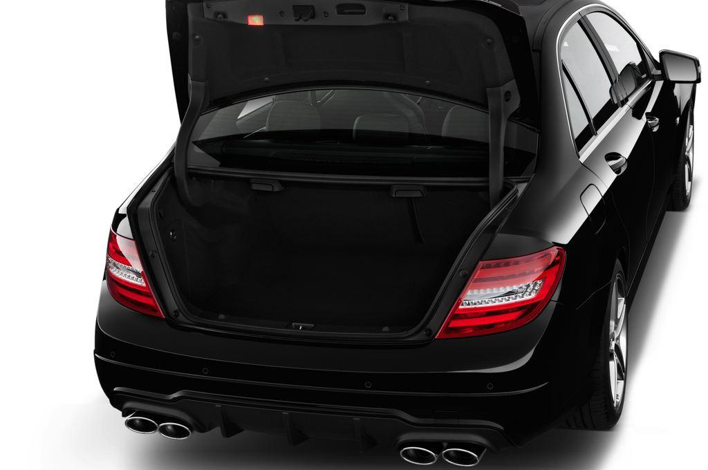 Mercedes-Benz C-Klasse AMG Limousine (2007 - 2013) 4 Türen Kofferraum
