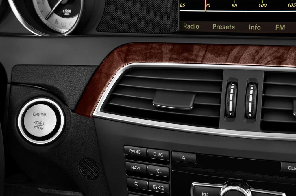 Mercedes-Benz C-Klasse Elegance Limousine (2007 - 2013) 4 Türen Lüftung