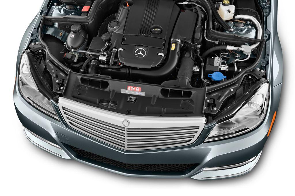 Mercedes-Benz C-Klasse Elegance Limousine (2007 - 2013) 4 Türen Motor