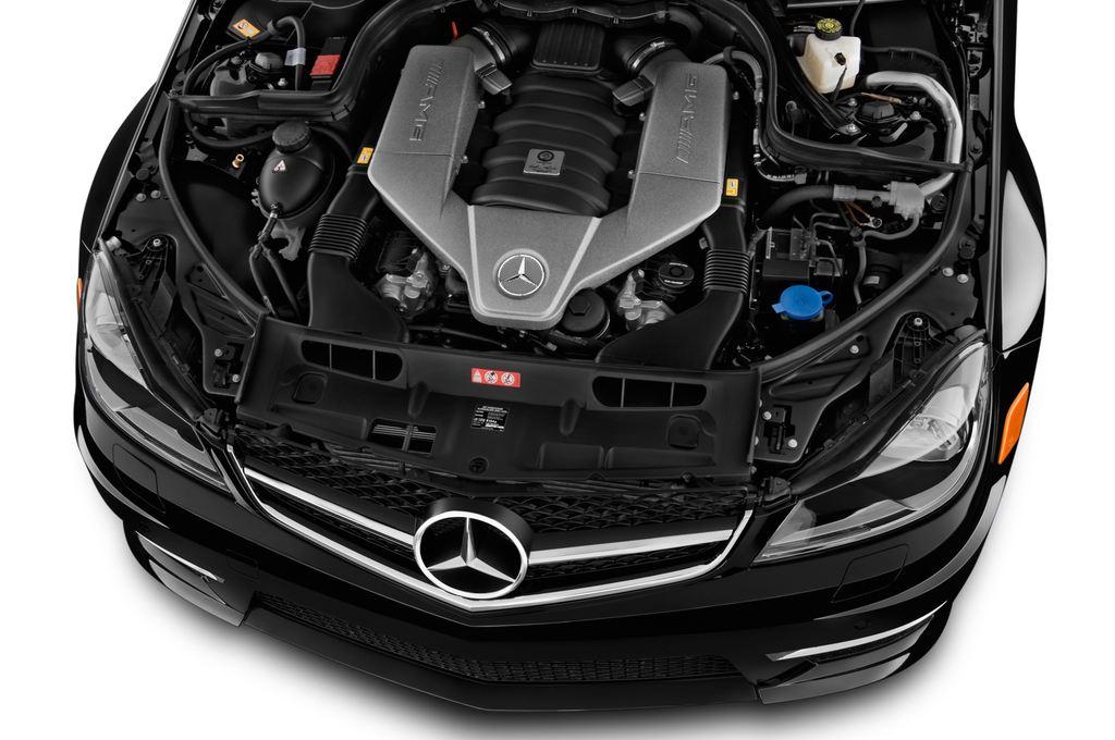 Mercedes-Benz C-Klasse AMG Limousine (2007 - 2013) 4 Türen Motor