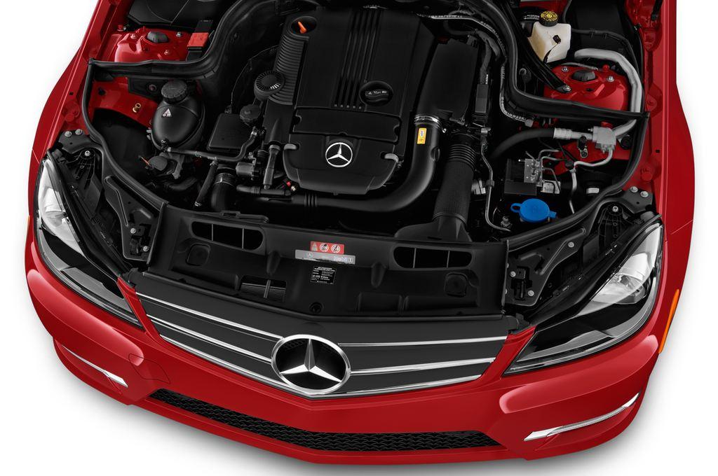Mercedes-Benz C-Klasse Sport Limousine (2007 - 2013) 4 Türen Motor