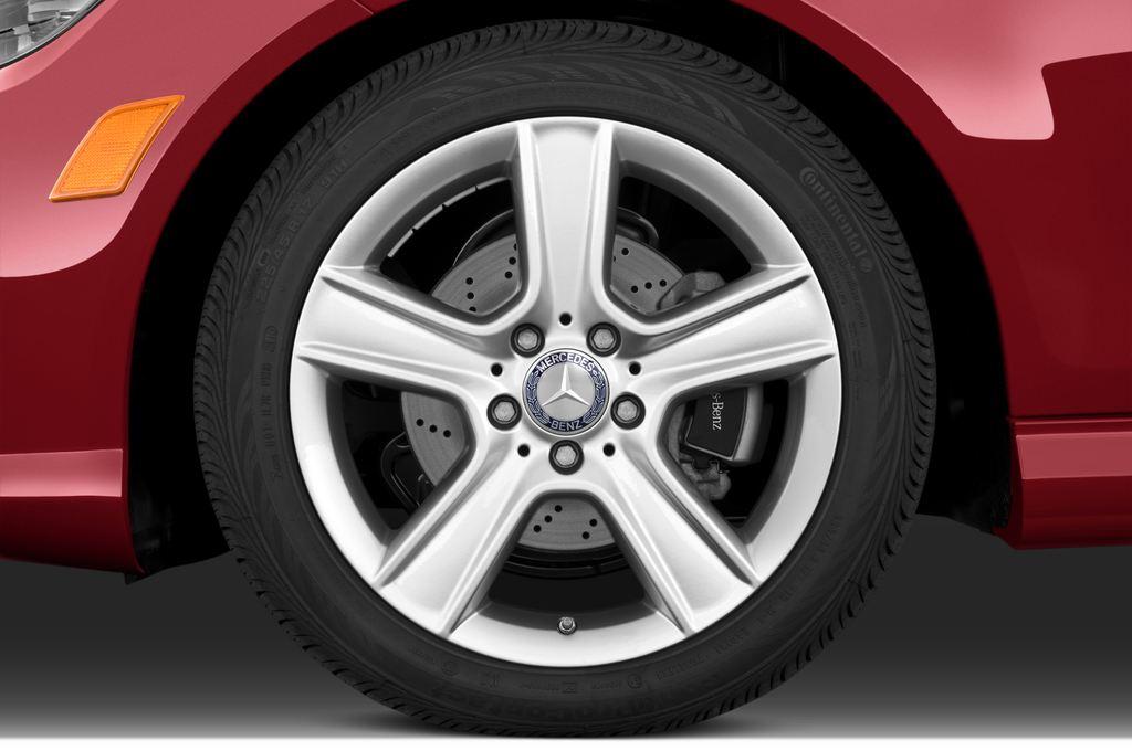 Mercedes-Benz C-Klasse Avantgarde Limousine (2007 - 2013) 4 Türen Reifen und Felge