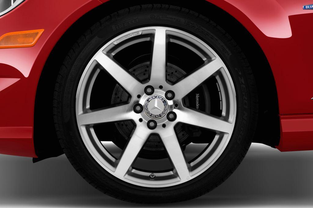 Mercedes-Benz C-Klasse Sport Limousine (2007 - 2013) 4 Türen Reifen und Felge