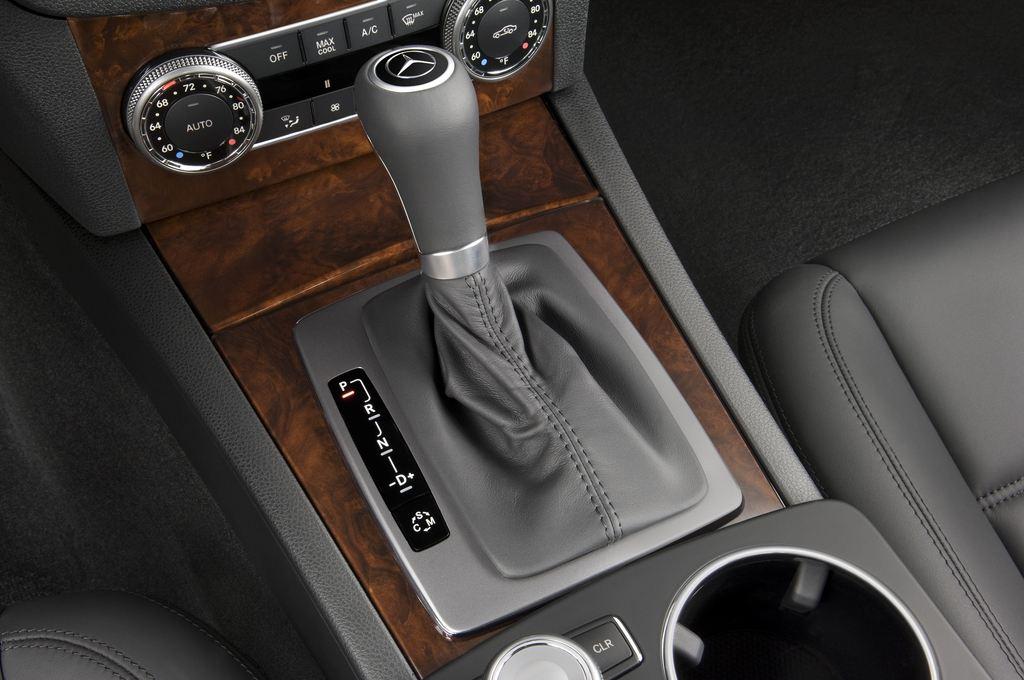 Mercedes-Benz C-Klasse AMG Limousine (2007 - 2013) 4 Türen Schalthebel