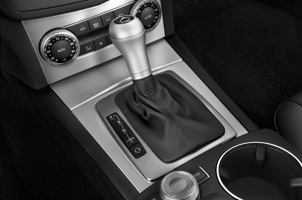Mercedes-Benz C-Klasse Avantgarde Limousine (2007 - 2013) 4 Türen Schalthebel