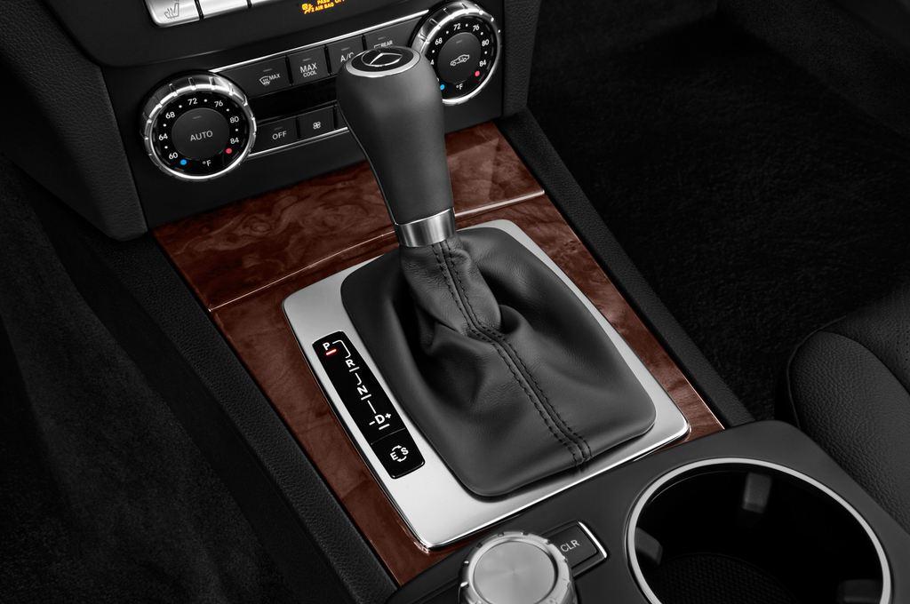Mercedes-Benz C-Klasse Elegance Limousine (2007 - 2013) 4 Türen Schalthebel