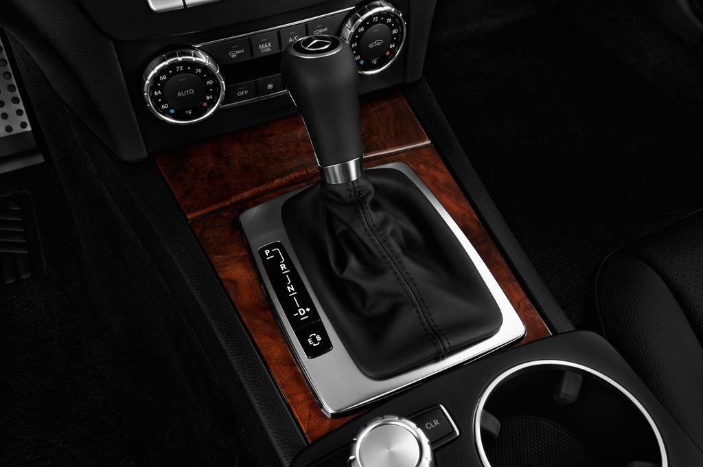 Mercedes-Benz C-Klasse Sport Limousine (2007 - 2013) 4 Türen Schalthebel