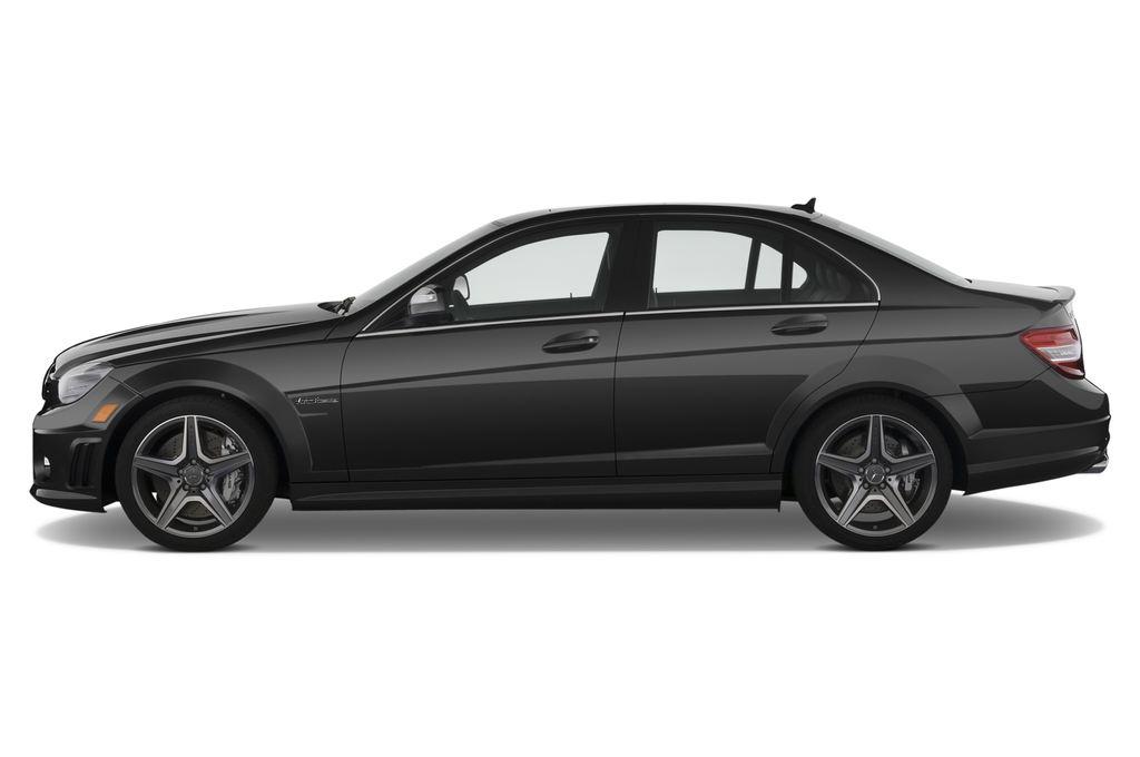 Mercedes-Benz C-Klasse AMG Limousine (2007 - 2013) 4 Türen Seitenansicht