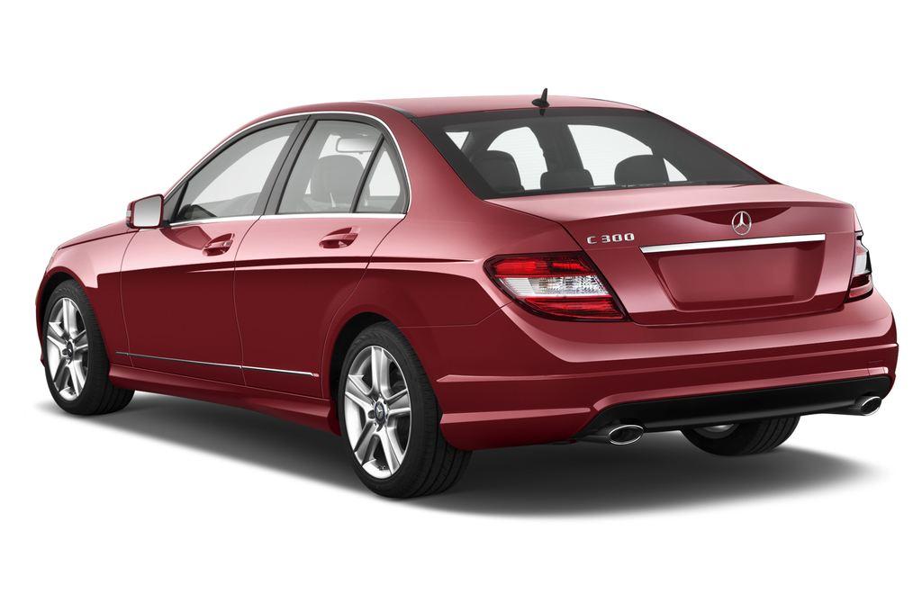 Mercedes-Benz C-Klasse Avantgarde Limousine (2007 - 2013) 4 Türen seitlich hinten