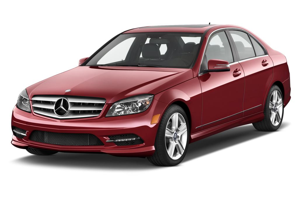 Mercedes-Benz C-Klasse Avantgarde Limousine (2007 - 2013) 4 Türen seitlich vorne