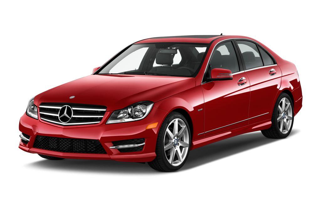 Mercedes-Benz C-Klasse Sport Limousine (2007 - 2013) 4 Türen seitlich vorne