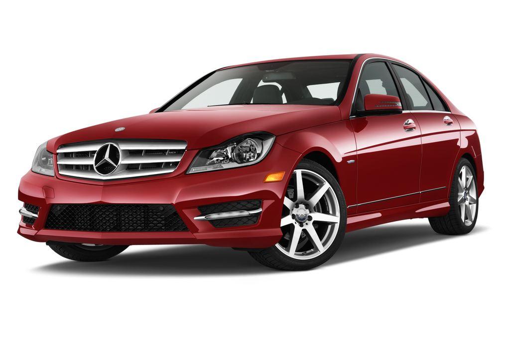 Mercedes-Benz C-Klasse Sport Limousine (2007 - 2013) 4 Türen seitlich vorne mit Felge