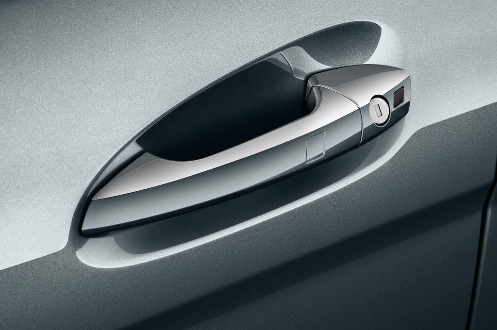 Mercedes-Benz C-Klasse Elegance Limousine (2007 - 2013) 4 Türen Türgriff