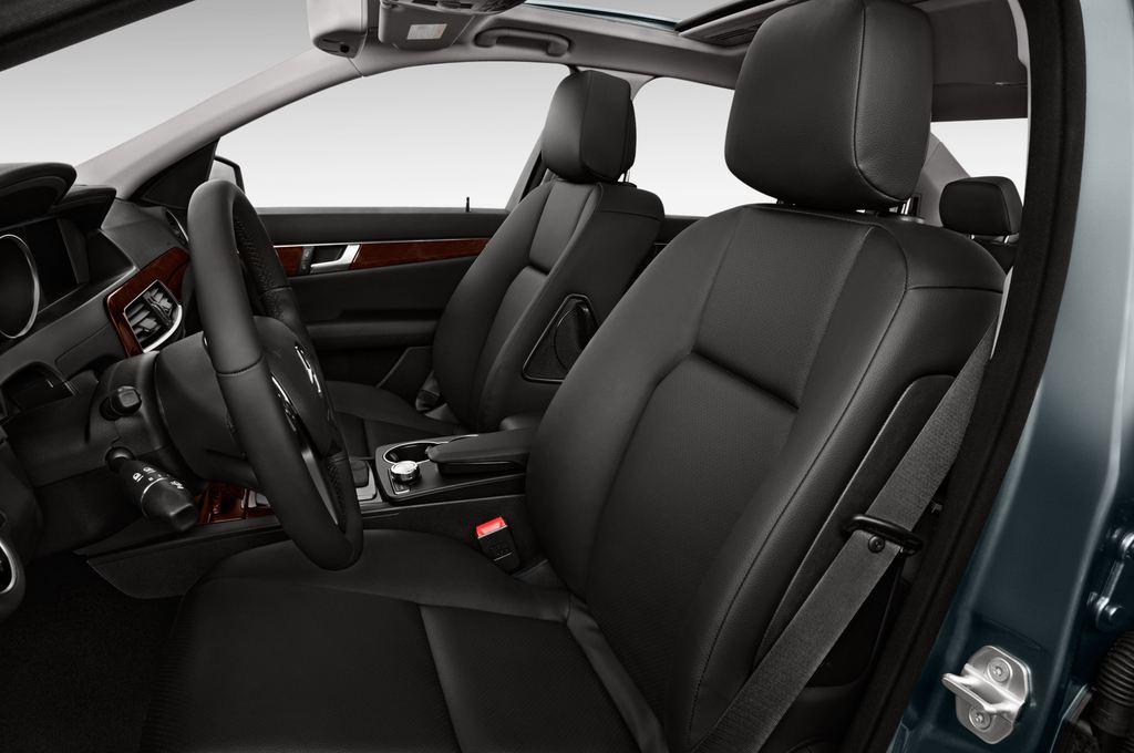 Mercedes-Benz C-Klasse Elegance Limousine (2007 - 2013) 4 Türen Vordersitze