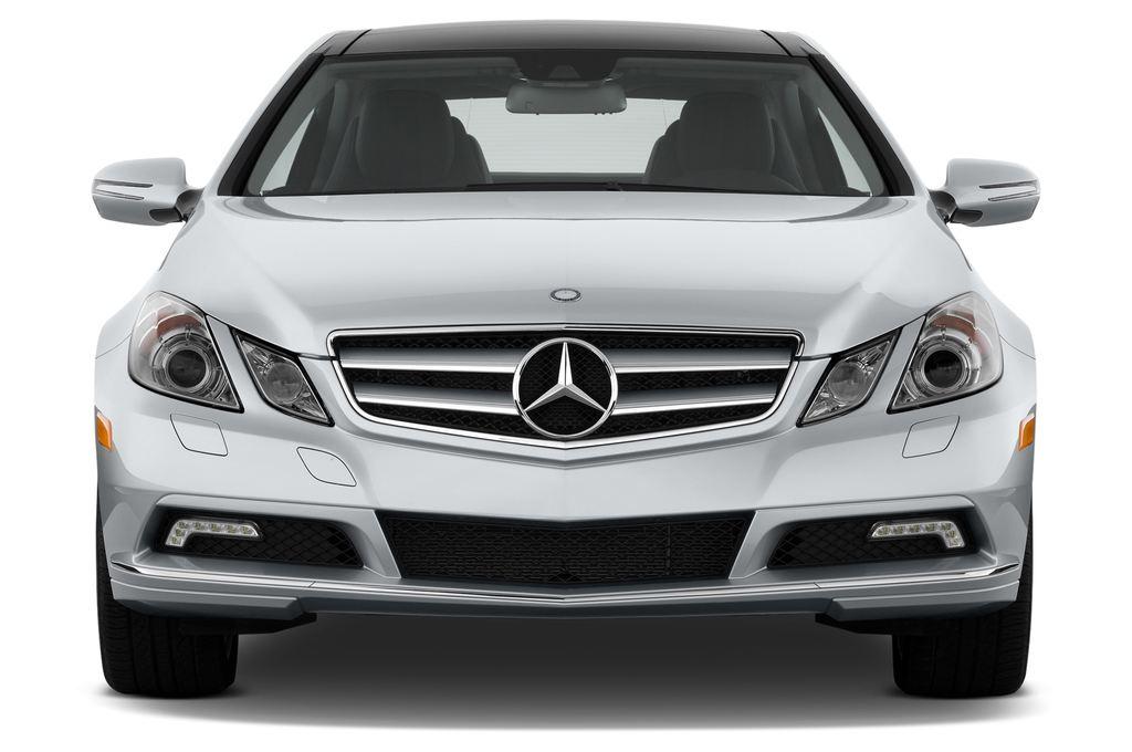 Mercedes-Benz E-Klasse - Coupé (2009 - 2016) 2 Türen Frontansicht
