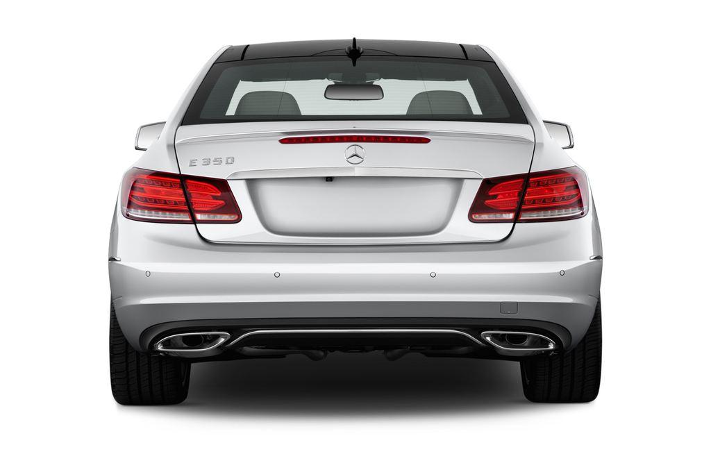 Mercedes-Benz E-Klasse - Coupé (2009 - 2016) 2 Türen Heckansicht