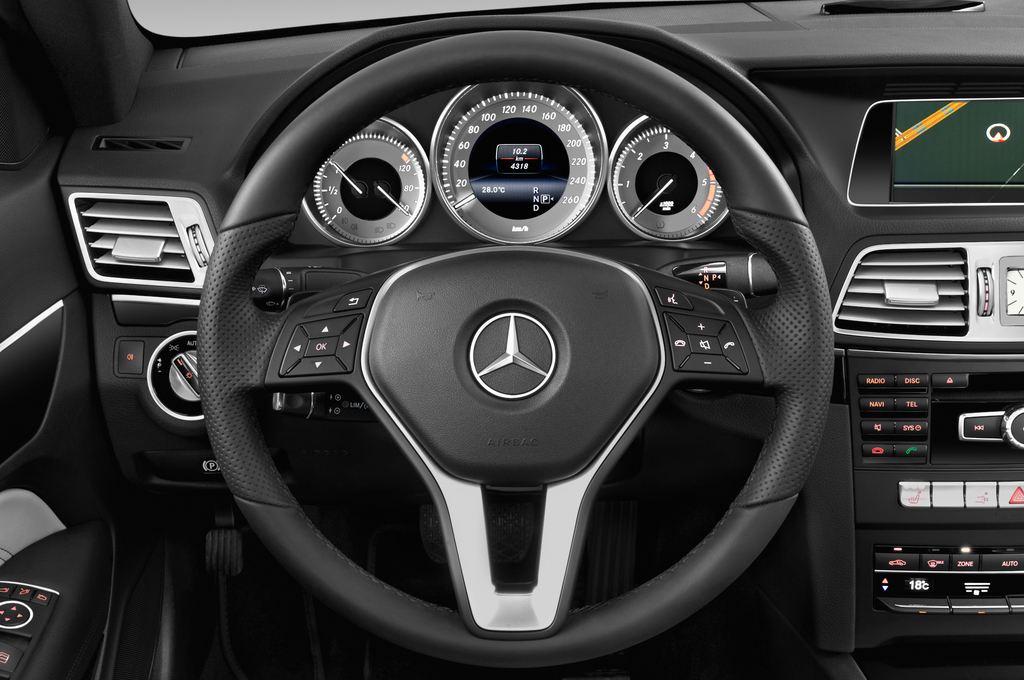 Mercedes-Benz E-Klasse - Coupé (2009 - 2016) 2 Türen Lenkrad